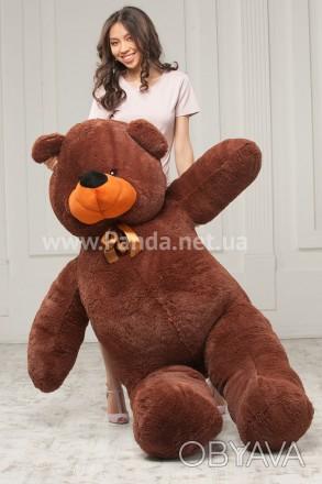 Мягкая игрушка Плюшевый медведь 200 см http://mishki-plush.com/160-200-cm-plush. Киев, Киевская область. фото 1