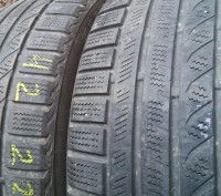 Bridgestone Blizzak LM-35 225/50R17 зима 2 штуки шины бу. Киев. фото 1