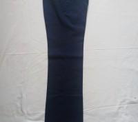 Новые школьные,подростковые брюки.Размер 36,обьем в поясе 60см,рост 158 см.. Запорожье, Запорожская область. фото 3
