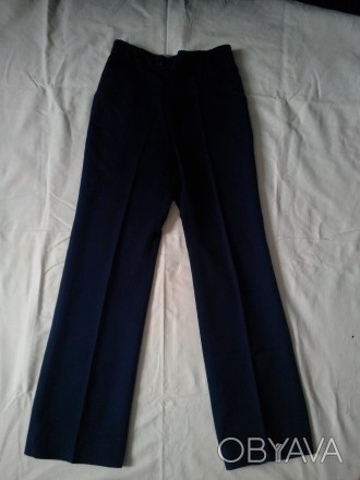 Новые школьные,подростковые брюки.Размер 36,обьем в поясе 60см,рост 158 см.. Запорожье, Запорожская область. фото 1
