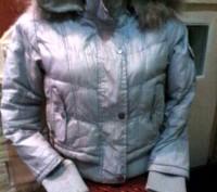 Классная подростковая курточка для девочки. Рост 140 На тёплую зиму или раннюю . Киев, Киевская область. фото 2