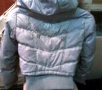 Классная подростковая курточка для девочки. Рост 140 На тёплую зиму или раннюю . Киев, Киевская область. фото 3