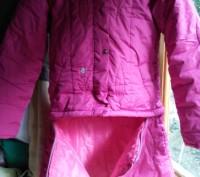 Универсальное пальто-куртка на синтепоне + мех. подстежка. Харьков. фото 1