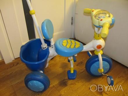 Подходит для деток от 1-го годика и до 4-ох лет. Велосипед растет вместе с малыш. Киев, Киевская область. фото 1