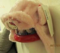 Первая Хелоу кити новая с этикеткой - 120 грн; Вторая розовая с бантиком - 80 г. Киев, Киевская область. фото 3