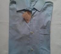 Новая рубашка на мальчика подростка 13-15 лет,размер 46,ворот 39,рост 170-176,10. Запорожье, Запорожская область. фото 3