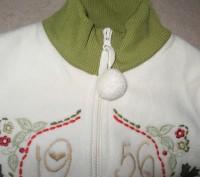 Оригинальный костюм флисовый   ,   костюм F.LL CAMPAGNOLO (Італія) двойка, на мо. Запорожье, Запорожская область. фото 4