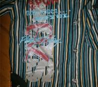продам стильну сорочку на хлопчика 3-4-5 років в гарному стані.. Соснівка, Львівська область. фото 4