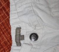 Вельветовые брючки - абсолютно новые! Единственный нюанс - без этикетки, оторвал. Запорожье, Запорожская область. фото 7