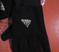 Продам оригинальные детские перчатки адидас adidas climawarm.  Размеры: 7, 8, . Киев, Киевская область. фото 4