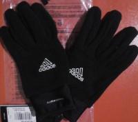Продам оригинальные детские перчатки адидас adidas climawarm.  Размеры: 7, 8, . Киев, Киевская область. фото 2