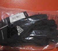 Продам оригинальные детские перчатки адидас adidas climawarm.  Размеры: 7, 8, . Киев, Киевская область. фото 3