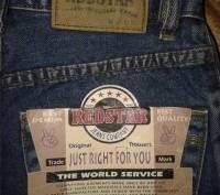 Продам джинсы подростковые Red Star,размер 26,новые,прямые,цвет на фото.Талия 62. Чернігів, Чернігівська область. фото 2