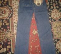 Продам джинсы подростковые Red Star,размер 26,новые,прямые,цвет на фото.Талия 62. Чернигов, Черниговская область. фото 3