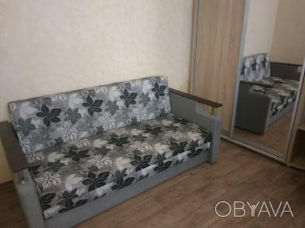 Квартира после ремонта. 2 смежные комнаты- спальня и гостиная. Общая 36 м2. Вся . Малиновский, Одесса, Одесская область. фото 1