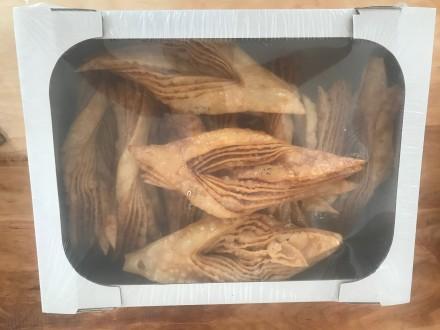 Продам пахлаву крымскую в опт и розницу. Размер 23- 25 см, 10-11 шт в ящике. Вес. Одесса, Одесская область. фото 3