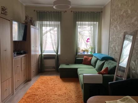 Состояние квартиры: Пол — ламинат Стены — обои Потолки — ровные  В квартире. Одесса, Одесская область. фото 3
