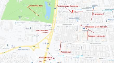 Состояние квартиры: Пол — ламинат Стены — обои Потолки — ровные  В квартире. Одесса, Одесская область. фото 10