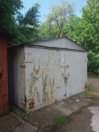 Продам гараж металлический. Запорожье. фото 1