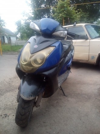 Продам скутер. Хмельницкий. фото 1