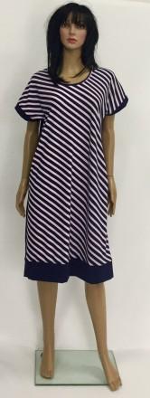 Красивое платье летние для полных женщин. Горишные Плавни. фото 1