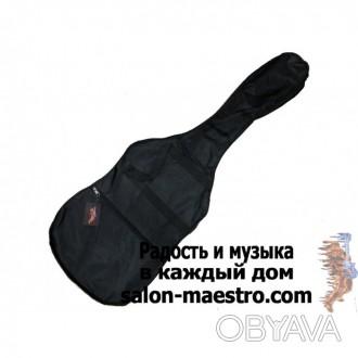 Длина 105 см, Ширина по деке 36 см. Этот б/у чехол по размерам подходит как на э. Чернигов, Черниговская область. фото 1