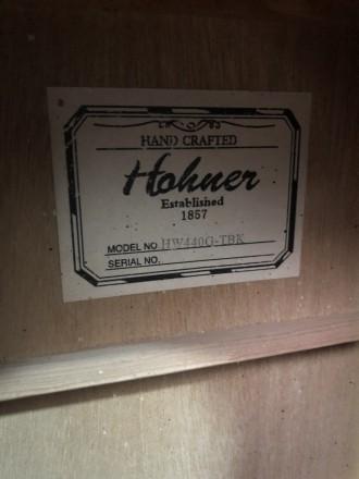 · Производитель: Hohner · Количество струн: 6 струн · Тип Инструмента: Акустичес. Чернигов, Черниговская область. фото 9