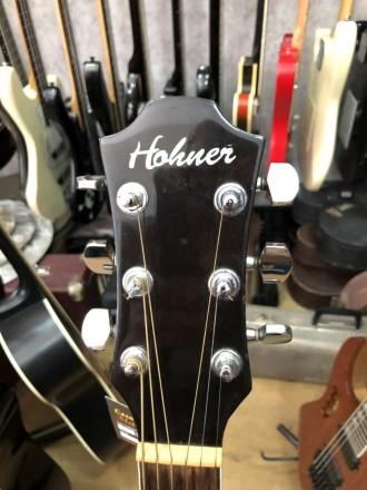 · Производитель: Hohner · Количество струн: 6 струн · Тип Инструмента: Акустичес. Чернигов, Черниговская область. фото 7
