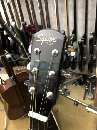 · Производитель: Squier · Количество струн: 6 струн · Тип Инструмента: Акустичес. Чернигов, Черниговская область. фото 7