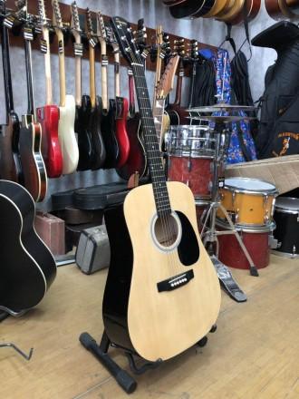 · Производитель: Squier · Количество струн: 6 струн · Тип Инструмента: Акустичес. Чернигов, Черниговская область. фото 5