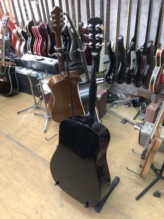 · Производитель: Squier · Количество струн: 6 струн · Тип Инструмента: Акустичес. Чернигов, Черниговская область. фото 8