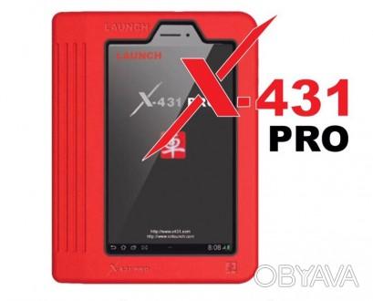 Сканер X-431 PRO (LAUNCH) - это прибор нового поколения серии X-431.