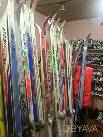 ᐈ Продам лыжи беговые б у из Австрии и Швейцарии. ᐈ Харьков 800 ... f00575031af