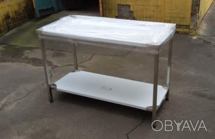 Купить разделочный стол Киев, стол для кухни из нержавейки