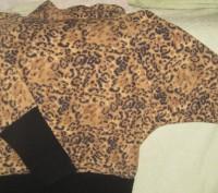 Кофта для девочки. Ткань -тонкая шерсть. Модель очень удобная. Производство -Тур. Житомир, Житомирская область. фото 3