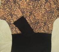 Кофта для девочки. Ткань -тонкая шерсть. Модель очень удобная. Производство -Тур. Житомир, Житомирская область. фото 4