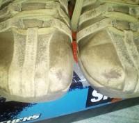 Продаю наши любимые кроссовочки skechers ,28,5 cm(стелька 18 см),верх замша кожа. Киев, Киевская область. фото 8