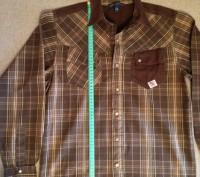 Продается качественная рубашка с длинным рукавом (ТМ «GREEN GENERATION», Италия). Киев, Киевская область. фото 4