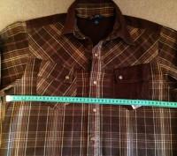 Продается качественная рубашка с длинным рукавом (ТМ «GREEN GENERATION», Италия). Киев, Киевская область. фото 6