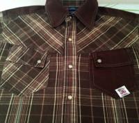 Продается качественная рубашка с длинным рукавом (ТМ «GREEN GENERATION», Италия). Киев, Киевская область. фото 9