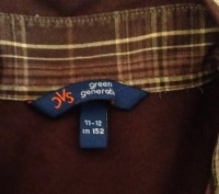 Продается качественная рубашка с длинным рукавом (ТМ «GREEN GENERATION», Италия). Киев, Киевская область. фото 5