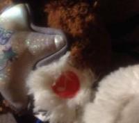 Продам мягкую игрушку с мелодией.При нажатии на лапу звучит романтическая песня . Запорожье, Запорожская область. фото 7