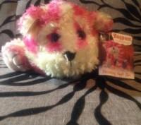"""Продам мягкую игрушку """"Розовый котёнок"""".Состояние новое,размер 25х15 см.. Запорожье, Запорожская область. фото 2"""
