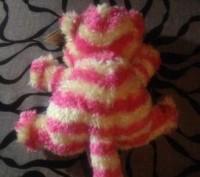 """Продам мягкую игрушку """"Розовый котёнок"""".Состояние новое,размер 25х15 см.. Запорожье, Запорожская область. фото 3"""