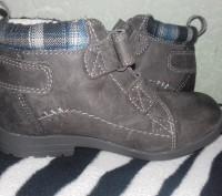 Ботинки кожаные, в хорошем состоянии. Стелька 15,5 см.. Сумы, Сумская область. фото 4