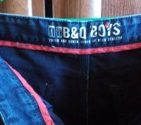 джинсы на флисе b&q kids original denim в идеальном состоянии,ткань мягкая качес. Чернігів, Чернігівська область. фото 6