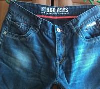 джинсы на флисе b&q kids original denim в идеальном состоянии,ткань мягкая качес. Чернігів, Чернігівська область. фото 3