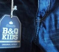 джинсы на флисе b&q kids original denim в идеальном состоянии,ткань мягкая качес. Чернігів, Чернігівська область. фото 9