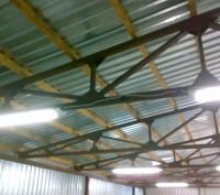 изготовление металлоконструкций любой сложности.подбор материалов.системный подх. Запорожье, Запорожская область. фото 3
