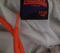 двое спортивных штанов lonsdale длина 95 см,талия 28-29 см максимально тянется д. Чернигов, Черниговская область. фото 7
